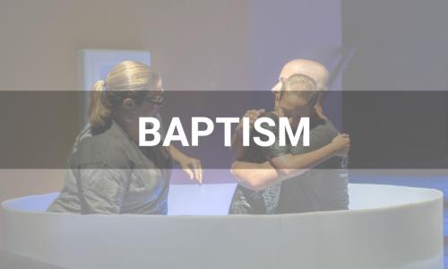 Baptism Web Banner