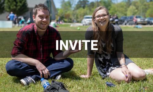 invite Web Banner
